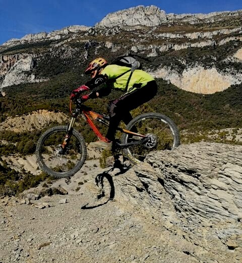 Jorge from One Ryde Pyrenees