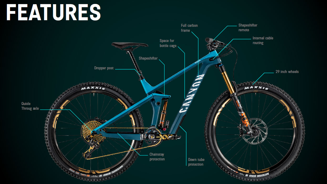 The new 2019 Canyon Strive  | One Ride Pyrenees Aínsa